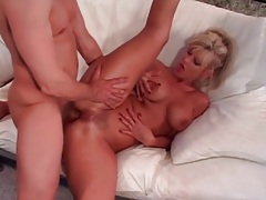 Big wet dick fucks mommy cunt and ass tubes