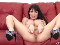 Eva karera models her big fake titties tubes
