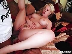 Sarah vandella pounded by big black cock tubes