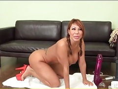 Naked and pigtailed ava devine is sexy tubes