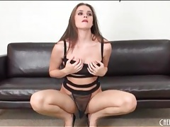 Gorgeous solo tori black models her sexy curves tubes