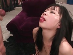 Two guys have their way with japanese slut tubes