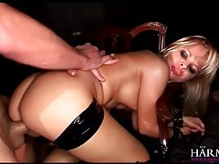 Two pretty girls ass fucked in hot group porn tubes