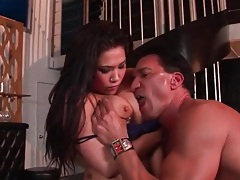 Sloppy blowjob from slutty london keyes tubes