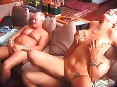 Hardcore foursome with perky tits sluts tubes