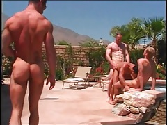 Hot anal scenes with muscular gay guys tubes