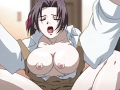 Desperate hentai housewife masturbates solo tubes