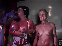 Costume party porn with hot chicks dancing tubes