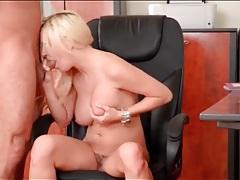 Cocksucker tastes his cum in a bj video tubes