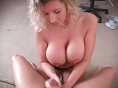 Hot handjob from sexy milf sara jay tubes