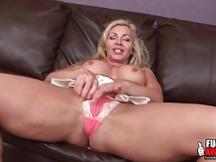 Lisa de marco tries to swallow a dick tubes