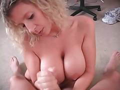 Sara jay gives a wicked hot slippery handjob tubes