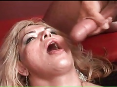 Ass fucked shemale wants a hot facial cumshot tubes