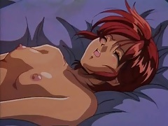 Aggressive anime sex where the girl fights back tubes