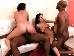 Black dudes with stamina fuck white cunts tubes