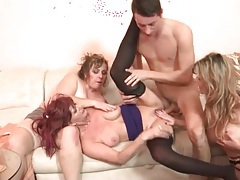 One young dick must fuck all these old babes tubes