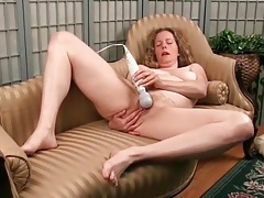 Mature pussy is hairy and beautiful in a toy sex video tubes