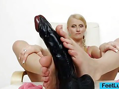 Blondie doll kasia linsey foot fetish 2 tubes