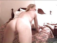 Motel room masturbation shoot with college girls tubes