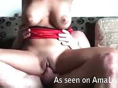 Cock riding is her favorite position tubes