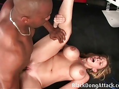 Sara jay fucked in the boxing ring by bbc tubes