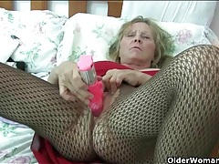 Huge tits granny models amazing pantyhose tubes