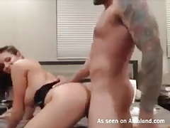 Banging doggystyle with his amazingly hot girl tubes