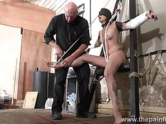 Tied lexys sexual domination and dungeon humiliation tubes