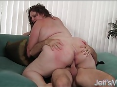 Slut with spank marks on her ass rides a dick tubes