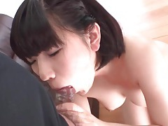 Bejeweled butt plug up the ass of a japanese girl tubes