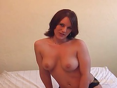 Curves are amazingly hot on this solo milf chick tubes