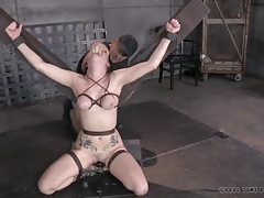 Dungeon slut face fucked by their big cocks tubes