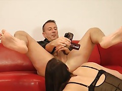 Talented slut is amazing in her hardcore porn audition tubes