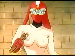 Adventure in the hentai dungeon with a busty girl tubes