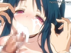 Big cock fucks a slutty hentai schoolgirl outdoors tubes