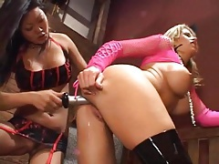 Brooke haven toyed up the ass by an asian girl tubes