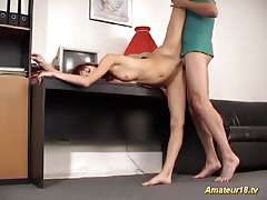 Real flexi girlfriend contortion tubes