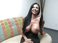 Wicked fit milf jewels jade shows off her big breasts tubes
