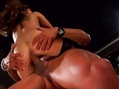 Skinny chick on top is the hottest cock rider tubes