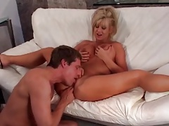 Creamy mom cunt licked and fucked passionately tubes