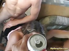 Bangvan anal gangbang tubes