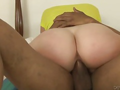 Dark dick is all about pounding that wet cunt tubes