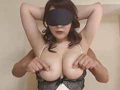 Toys delight her japanese asshole and pussy tubes