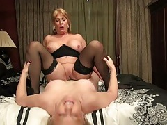 Hot mature lesbians love strapon fucking tubes