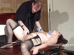 Amateur slave jannas kinky fetish tubes