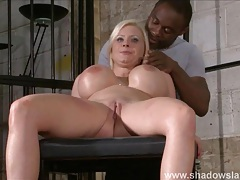 Melanie moons extreme pussy piercing tubes